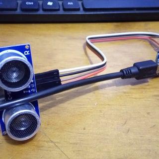 Arduino Range Finder Tutorial