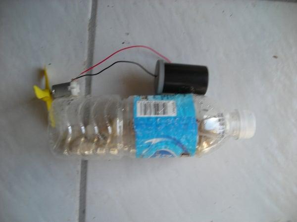 Water Bottle Boat