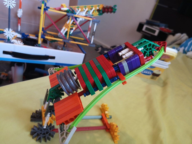 Knex Space Shuttle