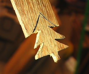From Sewing Machine to Scroll Saw, a Christmas Tale