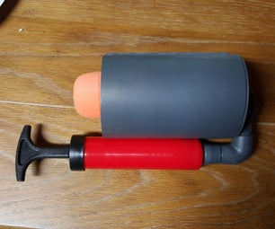 Nerf Missile Launcher Attachment