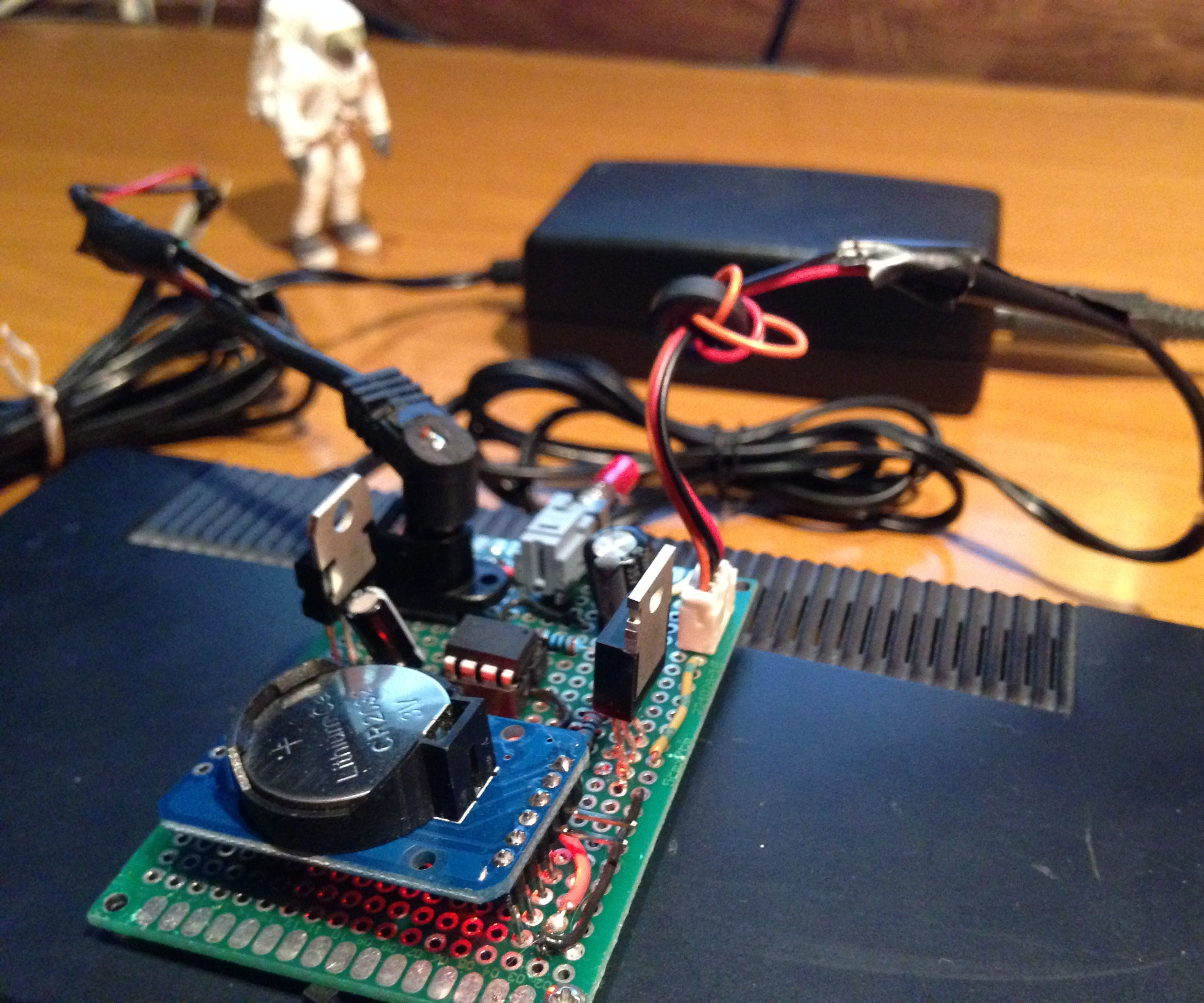 TEMPO - The handy timer switch - Attiny85 & DS3231 RTC based