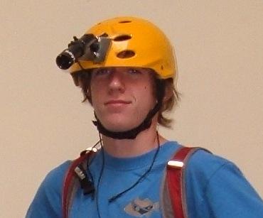 Helmet Cam (hands free video production)