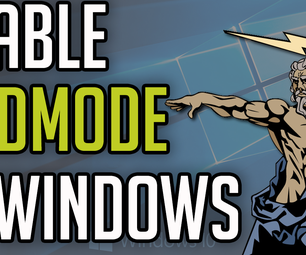 How to Enable GodMode in Windows 10/8/7