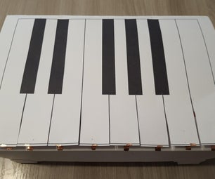 Evoulto Piano & Makey Makey (Pianoforte Evoluto)