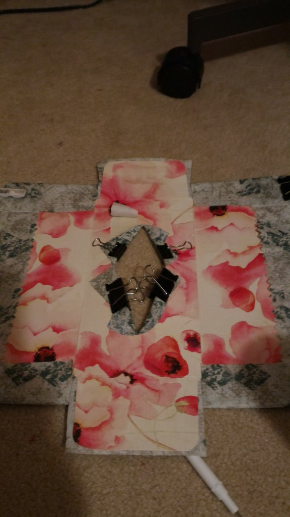 Make the Tissue Hole