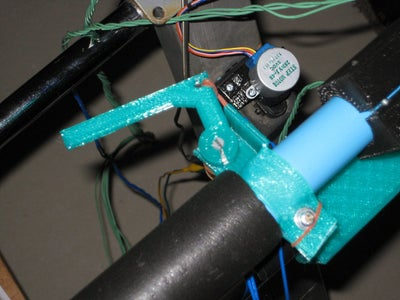 Exercise Bike As Controller for MT Bike Simulator - Brake and Gear