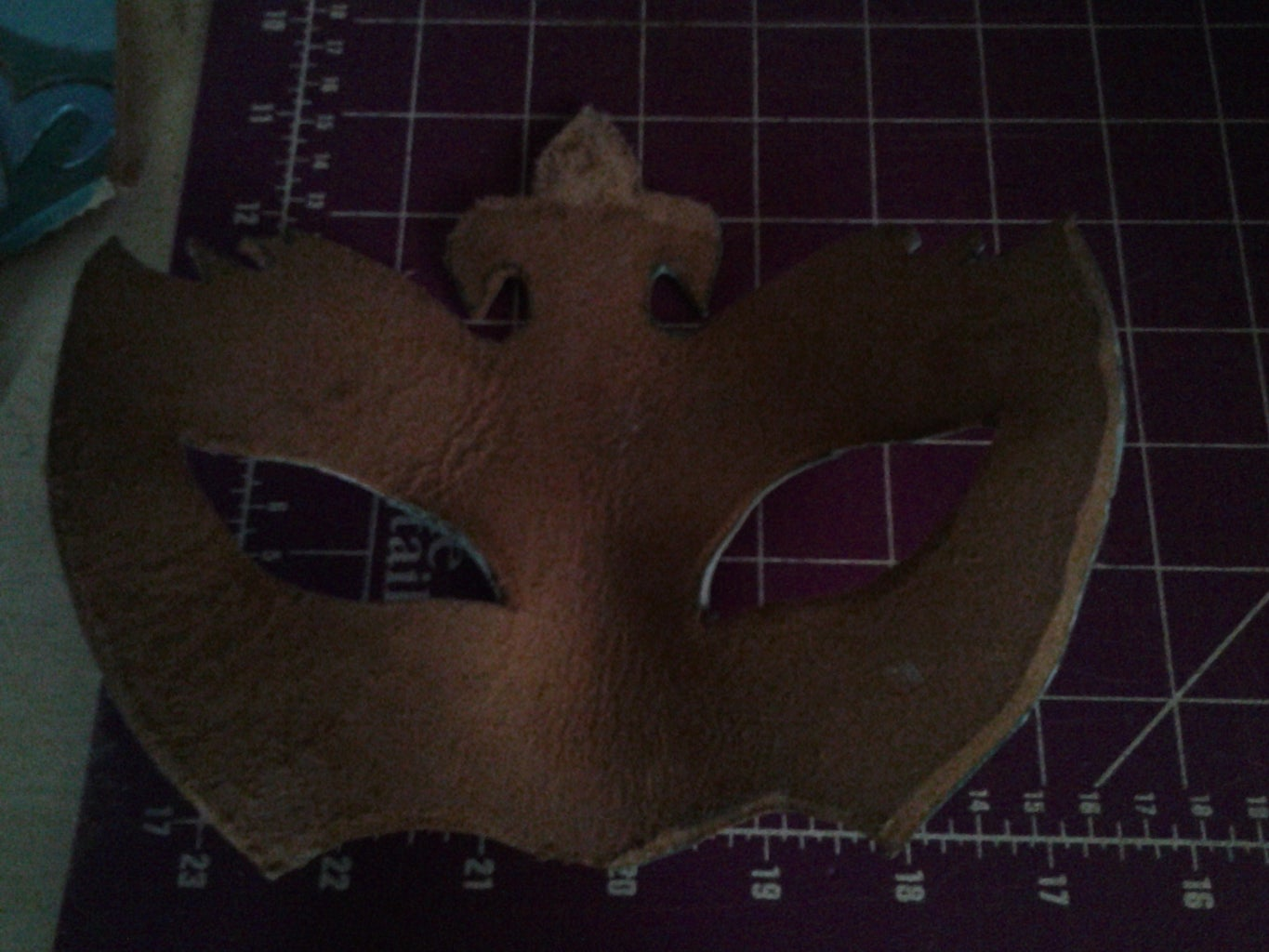 Wet Forming Your Mask