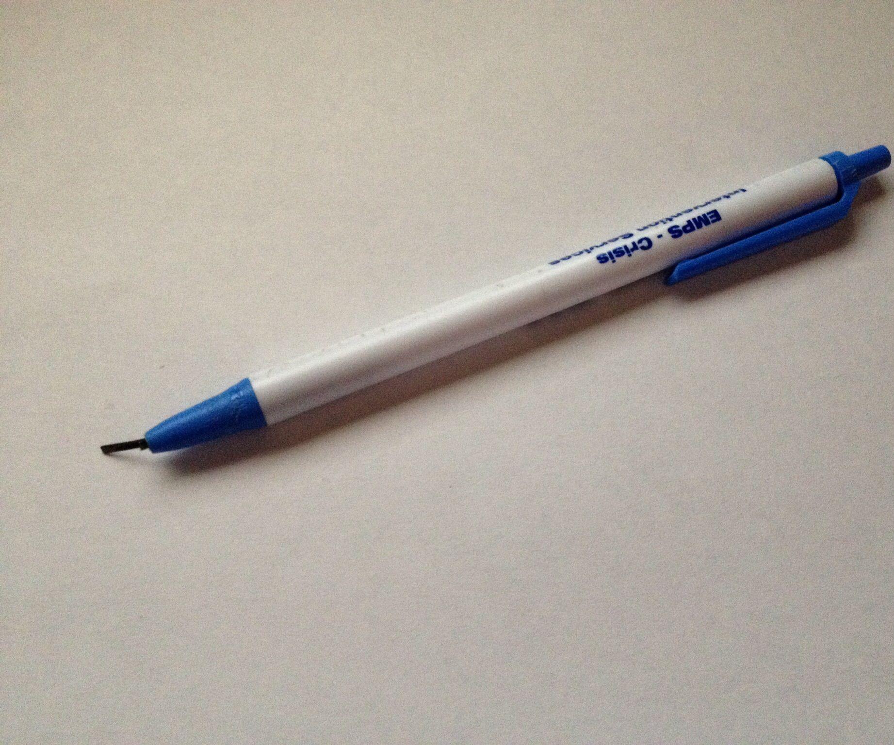 How to make a smoking pen