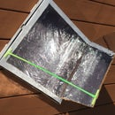 How to Make a Pizza Box Solar Oven.