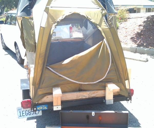 (TCT)Tent Camper Trailer