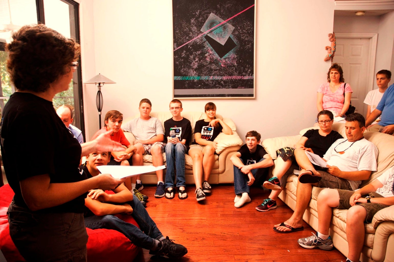 Host a Team Orientation Meeting
