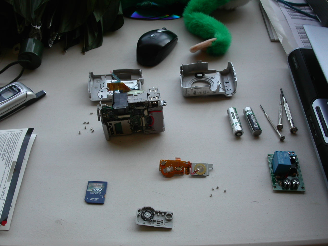 Disassemble Your Camera