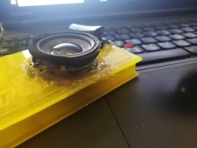 Pocket Sized Speaker