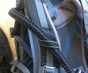 Paracord Drink Bladder Tube Cover