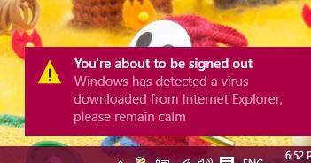 How to Make a Fake Virus on Windows 10