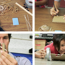 Build Your Own Rubber Band Car