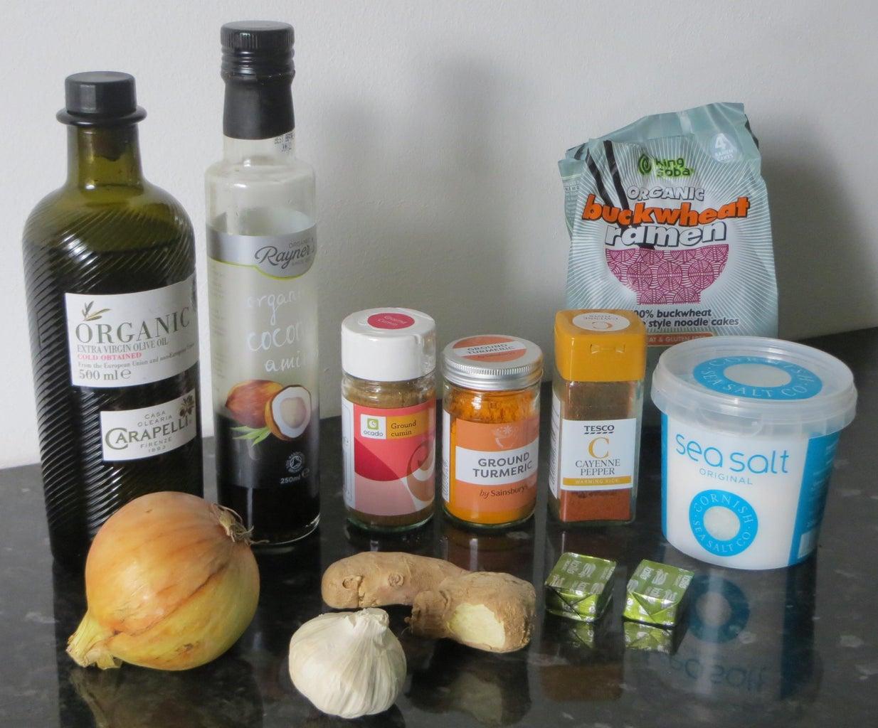 Gather Ingredients & Equipment