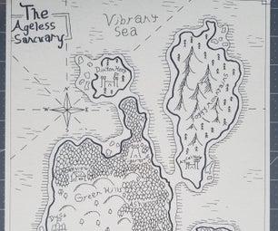 How to Draw Fantasy Maps