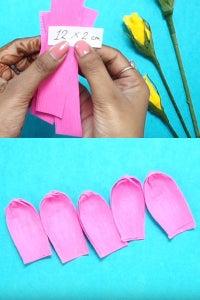 Let's Make Crepe Paper Petals!