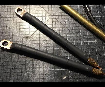 Super Simple DIY Spot Welder Pen (MOT Battery Tab Welder Pen) 10$
