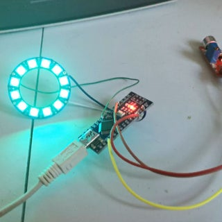 How to Make Musical NeoPixel LED Lights !