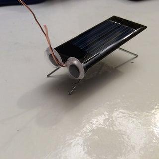Solar Cockroach 2.0