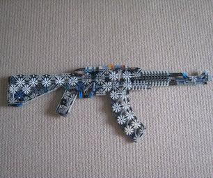 K'nex Ak-47