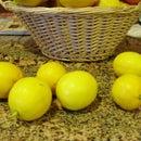 Too Many Left Over Lemons?  Make Chinese Salty Lemons!