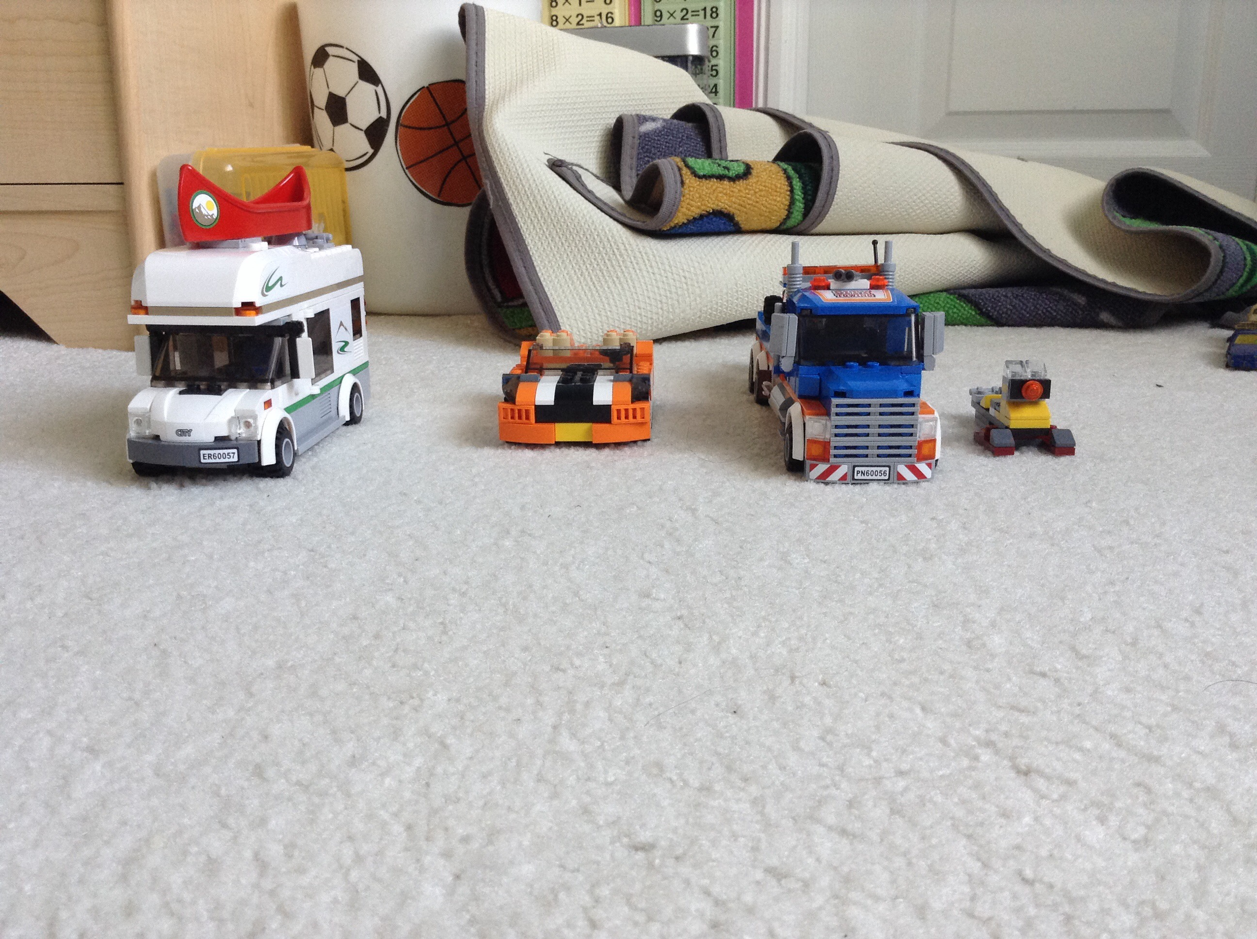My Legos!