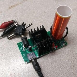 Musical Tesla Coil Kit (instructions)