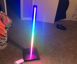 LED Vertical Lamp
