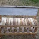 Kids Workbench From Scrap Wood