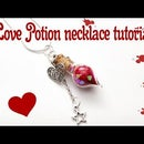 Love Potion Necklace Tutorial