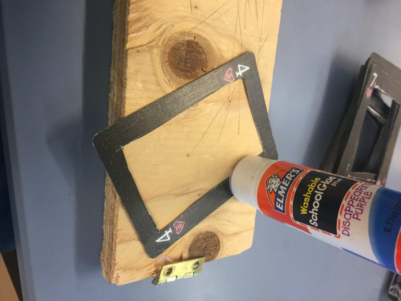 Step 3: Glue and Stack
