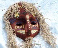 Milk Jug Mask