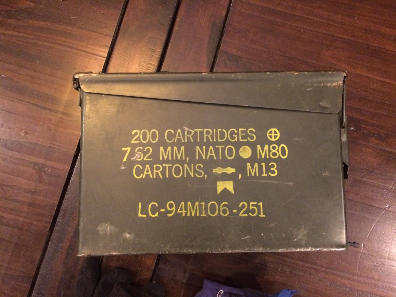 MY SURVIVAL AMMO BOX