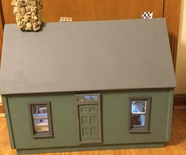 Remodeling a Sustainable Dream Dollhouse