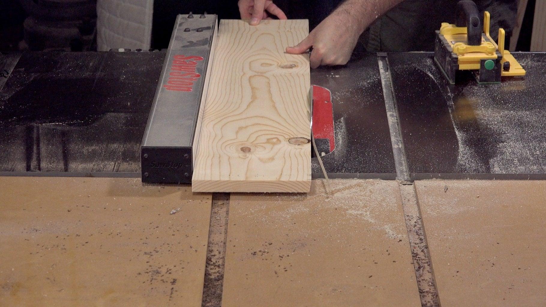 Cut Front Bevel