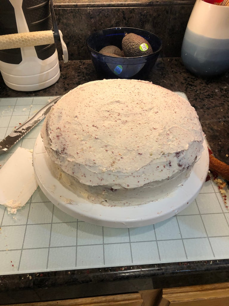Step 3:  Constructing  the Cake