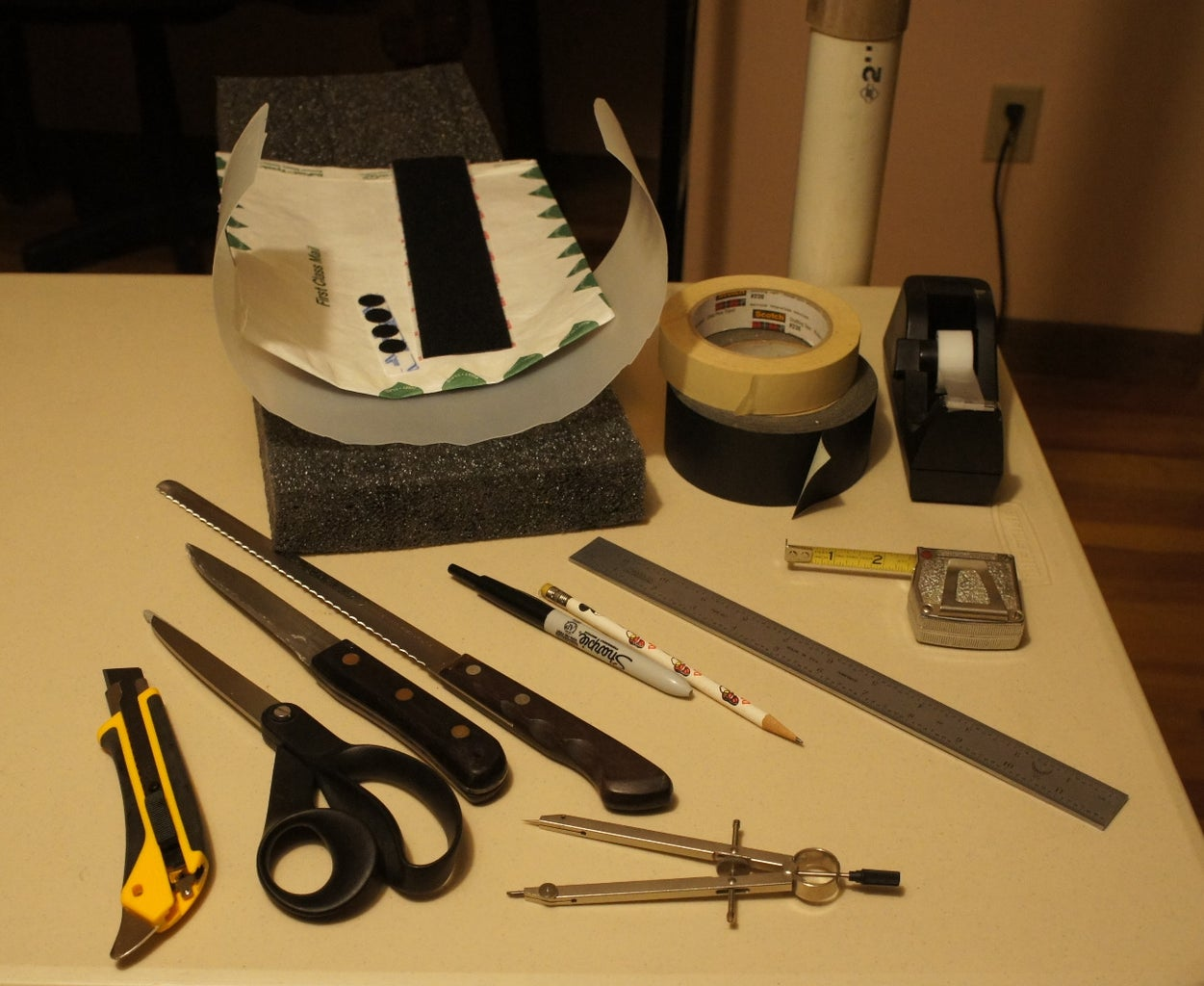 Assemble Supplies and Tools