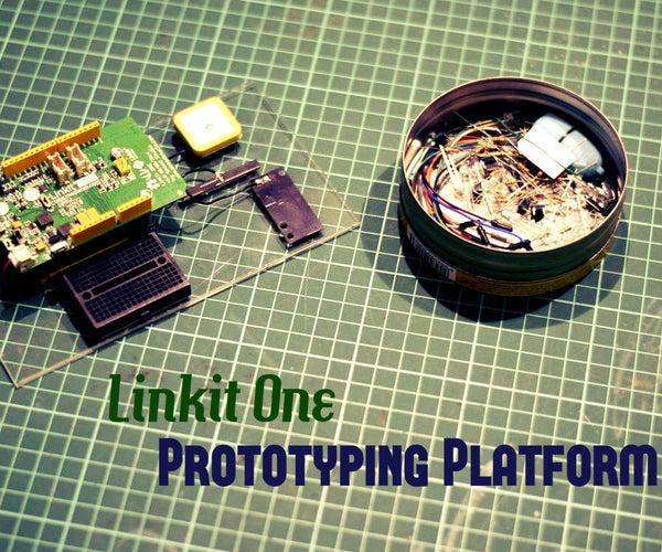 Linkit One Prototyping Platform