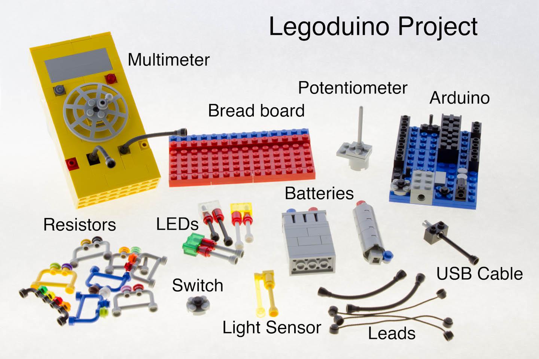 The Legoduino Circuit Learning Project