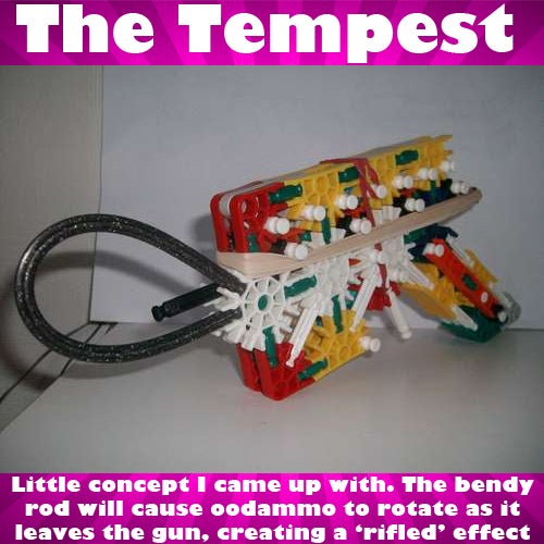True Rifle: the Tempest