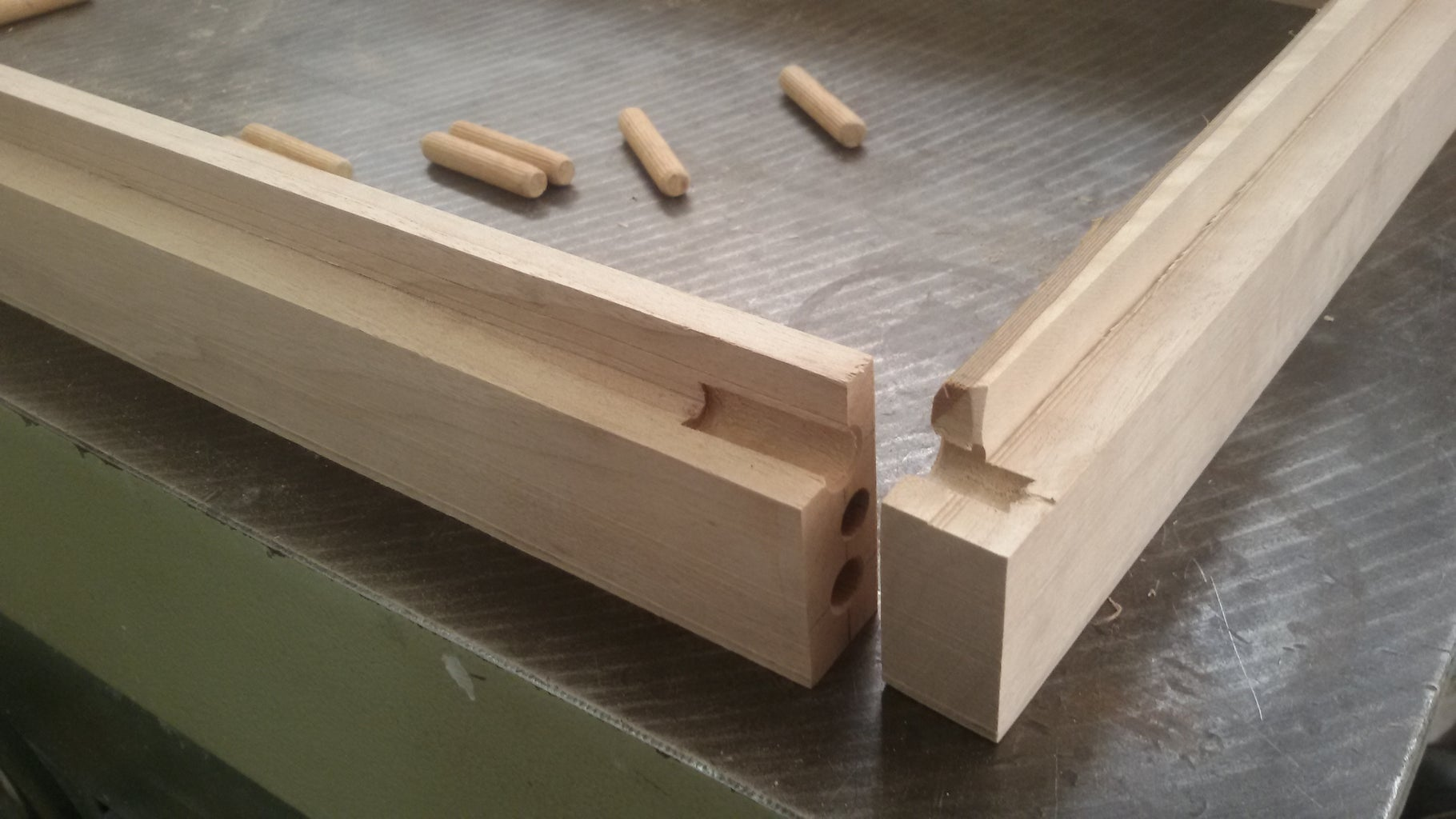 Making Paths for the Body of Cajon