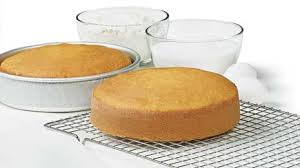 Bake a Cake As You Would Normally