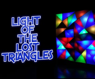 Light of the Lost Triangles