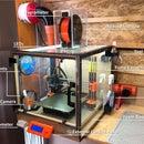 An Enclosure for a Prusa 3D Printer