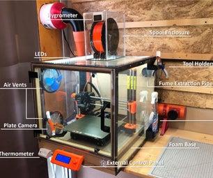 Prusa 3D打印机的外壳