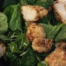 Air Fryer Coconut Chicken